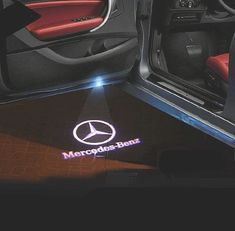 Super Bright LED and SMD Technology. Mercedes Benz C300, Mercedes Car, Mercedes Benz Logo, Benz Car, Amg Logo, New Car Accessories, Mercedez Benz, Top Luxury Cars, Lighting Logo