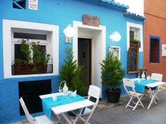 Casa Mola Mola Restaurante - Cocina de Autor - Calle de la Justicia 6-A - #CALPE Tel: 965839554