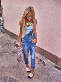 How To Wear Summer Espadrilles