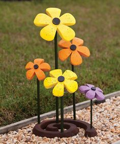 Another great find on #zulily! Continuous Blooms Floral Garden Statue #zulilyfinds