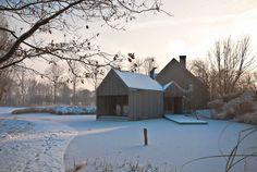 Wim Goes Architecture: Refuge, Belgium 2008