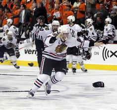 The best photo of Patrick Kane... ever.