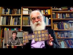 Discussing Ancient Board Games with Dr. Irving Finkel (International Tabletop Day) - YouTube