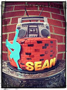 Hip Hop Cake Decorations - Bing Images