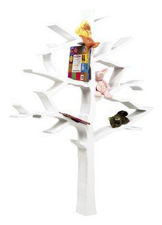 Tree Bookcase, by Nurseryworks    Guest Curator: Inside Kourtney Kardashian's House | California Home + Design