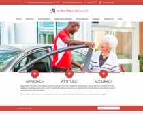 Ambassadors Plus is a top notch, award winning valet service located right here in Little Rock Arkansas. We built this site at the end of 2014, and it's also an employee portal where employees can take certification tests which help keep standards within their organization high.