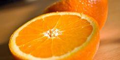 Orange peels are amazing.