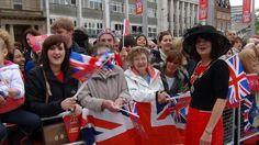 Royal Visit to Nottingham