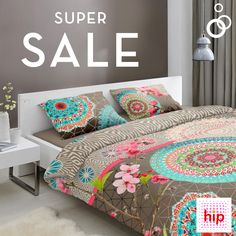 Bed linen in SALE- Bettwäsche im SALE Register now for free and without obligation at limango and discover colorful home textiles from hip in the SALE! Teen Room Furniture, Furniture For Small Spaces, Furniture Layout, Furniture Sale, Tablecloth Curtains, Lounge Seating, Linen Bedding, Bed Linen, Branding