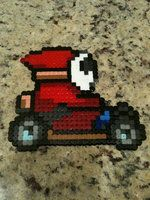 Mario Kart Shy Guy by powerranger02