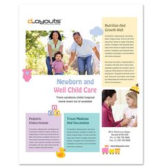 Child Care Specialists Flyer Template http://www.dlayouts.com/template/937/child-care-specialists-flyer-template