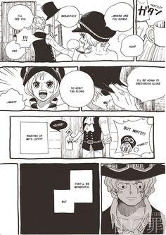 3甘い罪, Sabo's Story [Part 1 of4] Original by ぷにゃった:...
