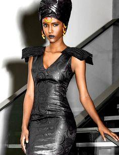 Black Fashion Week Paris 2013