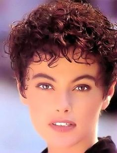A blast from the past - short hairstyle number 4.