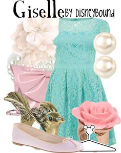 """Giselle"" by lalakay ❤ liked on Polyvore"