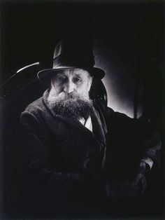 Aristide Maillol (1861-1944) - French sculptor, painter, printmaker. Photo by Rogi André, Paris ca 1934
