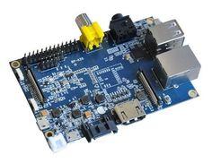 Banana Pi: A $57 Rasperry Pi clone with a faster CPU, more memory