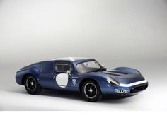 The ex-Sir Jackie Stewart,1962-63 Tojeiro EE-Buick Endurance Racing Coupe  Chassis no. TAD-4-62/EE-2 Engine no. 3501194 HH353671