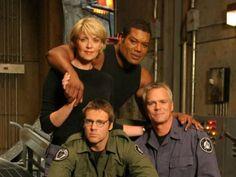 Stargate----I LOVED THIS SHOW!