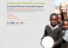 A Broader View Volunteers' page on about.me – http://about.me/Abroaderview