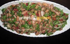 Barbunya Salatası - http://www.yemekgurmesi.net/barbunya-salatasi.html