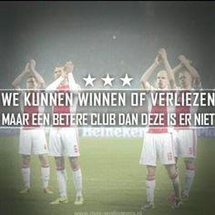 Ajax is de beste!