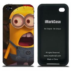 minion phone case!!