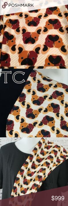 Coming Soon! 🦄 LuLaRoe French Bulldog Leggings! 🐶 GORGEOUS LuLaRoe TC (size 10-22) leggings with hard to find, incredibly rare French Bulldogs on them! INCREDIBLY soft! NWT & Never Been Worn! Perfect for the all the puppy lovers and fur mamas out there!! Be excited!!! These are stunning! 🐶 Like this post to be notified when they arrive! LuLaRoe Pants Leggings
