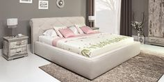 Product Dimensions: Height: 80 cm Width: 160 cm Length: 220 cm Available dimensions: Width: 180 cm Width: 200 cm Bed without mattress Material - faux leather Material - fabric Wide selection of fabrics, leather and colours Black Bedding, Linen Bedding, Bed Linen, Beds For Sale, Luxury Bedding Sets, King Beds, Bed Design, Mattress, Bedroom Decor