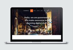 Puremedia is a clean and modern template for your business and portfolio websites. The design is fully responsive, compatible with all major browsers, HDPI + Retina ready. It looks stunning on any device. In addition, the template also includes a blog and portfolio layouts and a working ajax contact form. Share this post: on Twitter ...