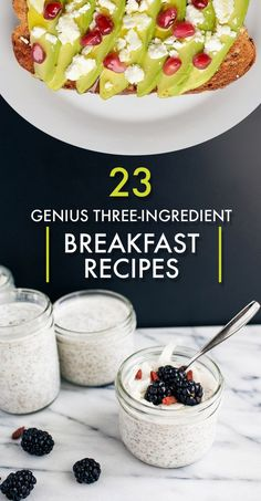 23 Three-Ingredient Breakfast Recipes That Will Make Your Mornings Way Better