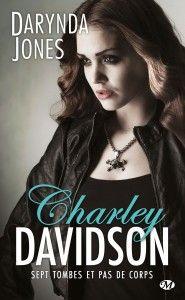 Charley Davidson tome 7 de Darynda Jones aux éditions Milady