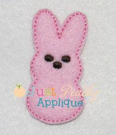 Peep Bunny Clippy