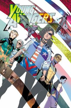 Young Avengers Volume 2: Alternative Cultures (Kieron Gillen, Jamie McKelvie et al). ISBN: 9780785167099 #comics