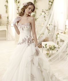 abiti da sposa 2015 pignatelli
