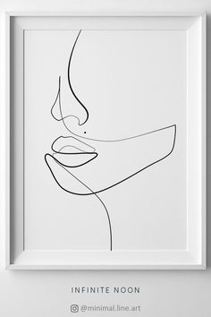 Simple one line drawing face illustration. A… Simple one line drawing face illustration. Abstract line fashion art. Single line sketch, minimal art. Reproductions Murales, Fashion Illustration Face, Illustration Simple, Woman Illustration, Illustration Sketches, Fashion Illustrations, Single Line Drawing, Line Sketch, Sketch Art