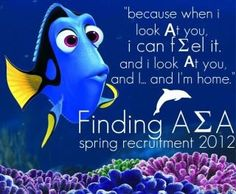 Every Pixar movie is connected. This theory covers every feature-length movie made by Pixar Animation Studios since Recruitment Themes, Sorority Recruitment, Sorority Life, Sorority Shirts, Sorority Quotes, Wall E, Pixar Theory, Alpha Sigma Alpha, Sorority Crafts
