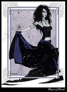 Dance of Death by CitizenWolfie on DeviantArt