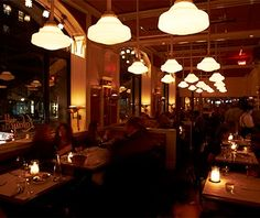 Neo-Classicist: Lafayette - New York's Best New Restaurants | Travel + Leisure