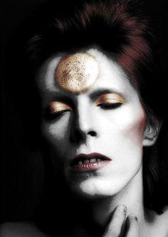 David Bowie by Masayoshi Sukita 1973