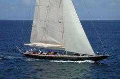 J Yacht Velsheda