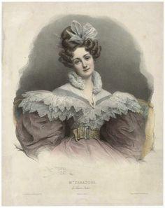 1831 Henri Grevedon - Maria Caterina Rosalbina Caradori-Allan