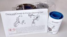 Ribbon Datacard SD260 SP35 SP55 colorido 534000-003 substitui 552854-504 YMCKT 500 impressões - Globalcards