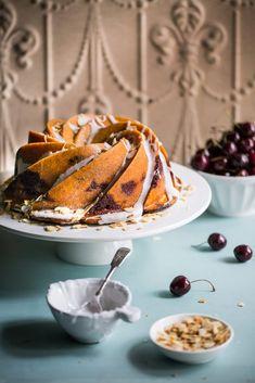 Cherry Bakewell Bundt Cake   Cygnet Kitchen