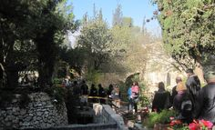 Jerusalem-Golgotha (site of crucifixion?)
