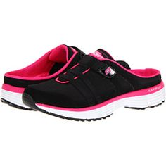 Sketchers..I have  these and just love them...slip in...slip out and so comfy!!!!