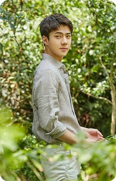 EXO's Nature Republic Photocard // Sehun Baekhyun Chanyeol, Exo Ot9, Park Chanyeol, Sehun Hot, Exo Nature Republic, Kai, Spirit Fanfic, Xiuchen, Fandom