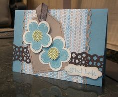 Posy Punch FMS4 by Joho - Cards and Paper Crafts at Splitcoaststampers
