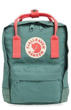 Fjällräven 'Mini Kånken' Water Resistant Backpack   Nordstrom