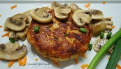 Thai Style Chicken Burgers Shared on https://www.facebook.com/LowCarbZen | #LowCarb #Burgers #Lunch #Dinner